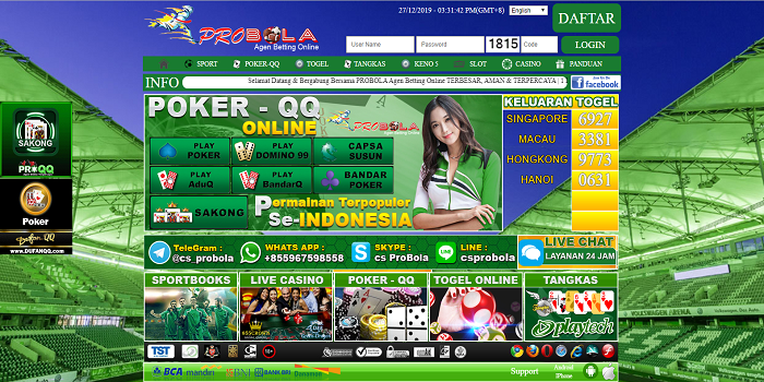 The Key to Win Secrets Using the On-line Poker Agency Web server Get the job done System