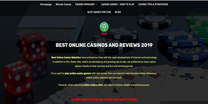 Comprehending How Best Online Casinos Tax Works