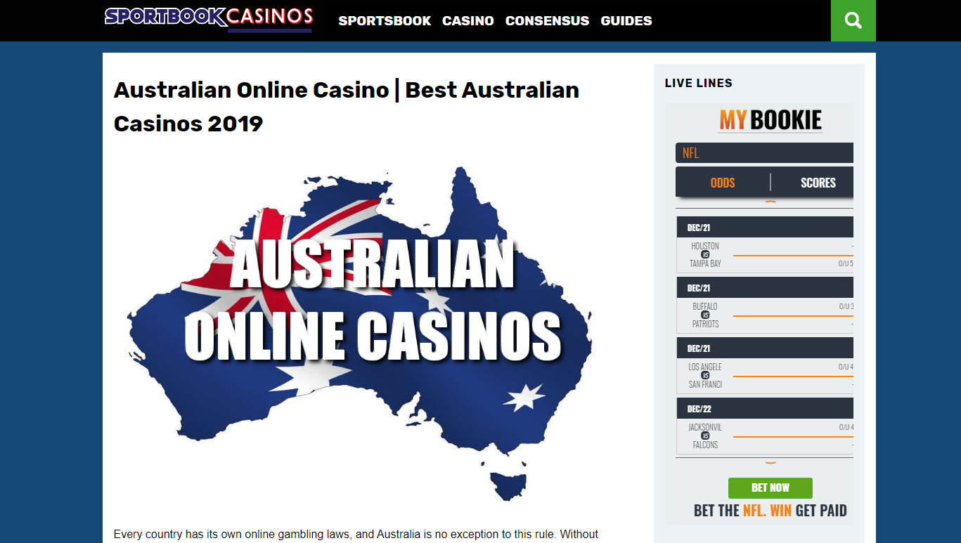 Legal Pokie Sites with regard to Real Money