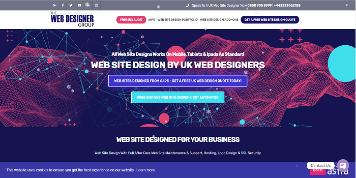Why Your Business Should Upgrade to a site design uk?