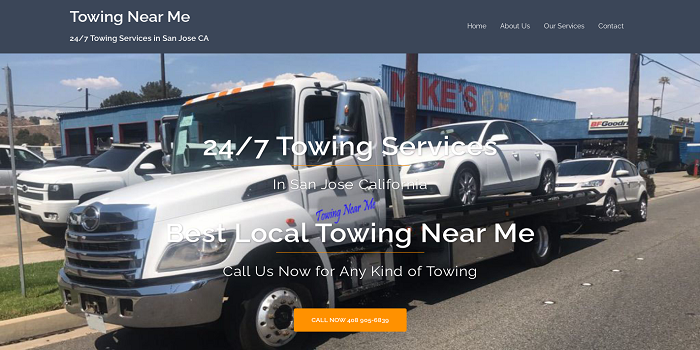 Mobile Alabama Towing Service